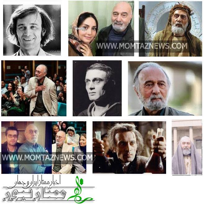 فوت بازیگر امروز (پرویز پورحسینی)