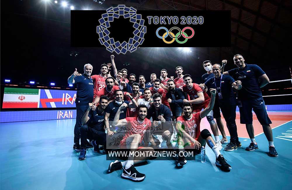 بازی والیبال ایران 2021